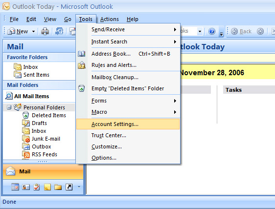 how to change the default web browser in mail outlook