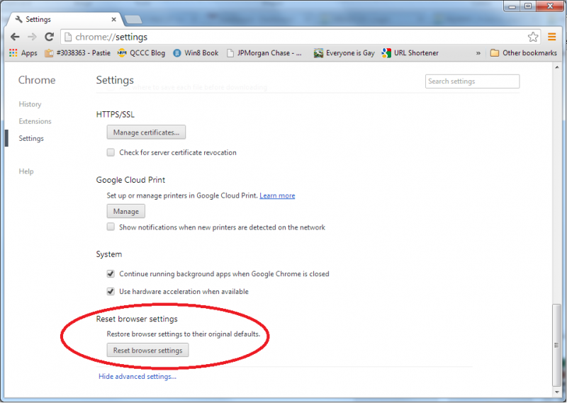 How To Remove Toolbars