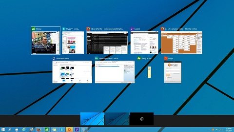 how to make windows split screen work properly