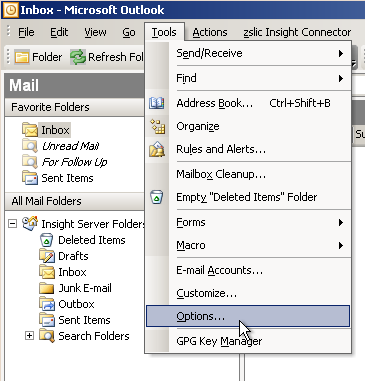 outlook how to flag outbox messages to send