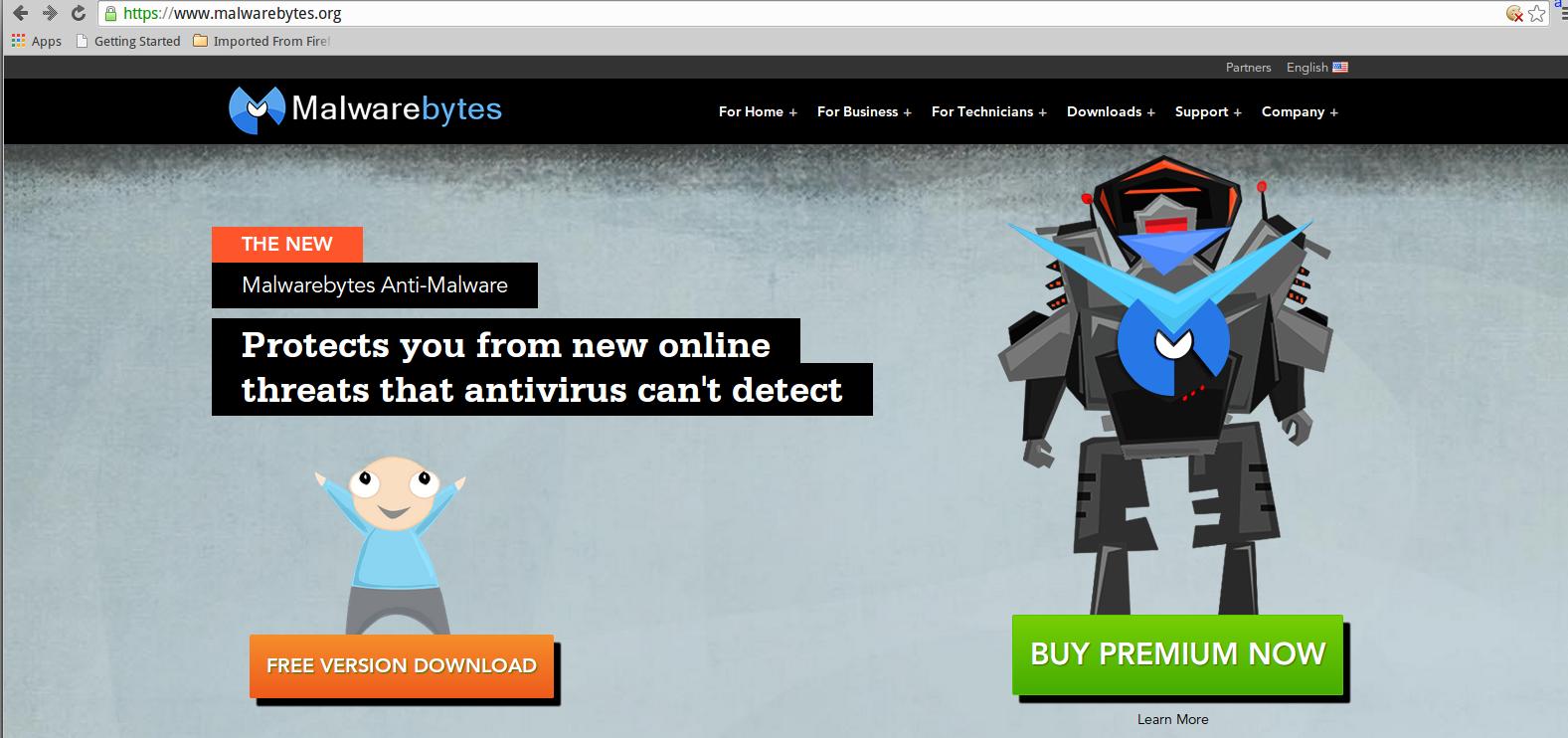 Why Malwarebytes Anti-Malware is the Best Choice - Ophtek