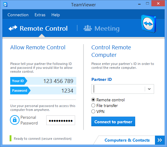 Connect to Your Office Computer from Home