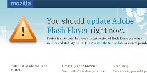 how to automatically run adobe flash player in chrome