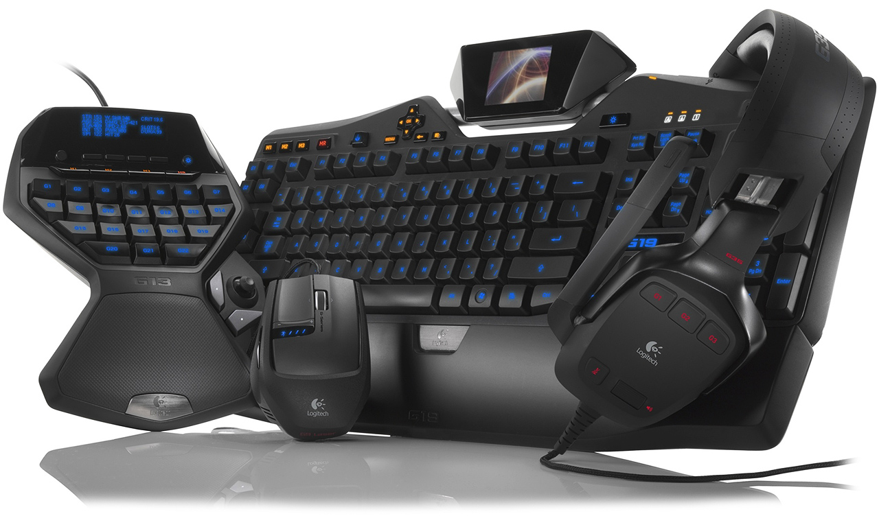 Global PC Gaming Accessories Market 2020 With COVID-19 Update | Razer, Mad  Catz, Corsair, Logitech G (ASTRO), SteelSeries – Galus Australis