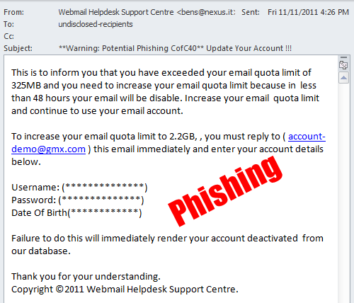 5 Ways To Spot A Phishing Email Before Its Too Late Ophtek